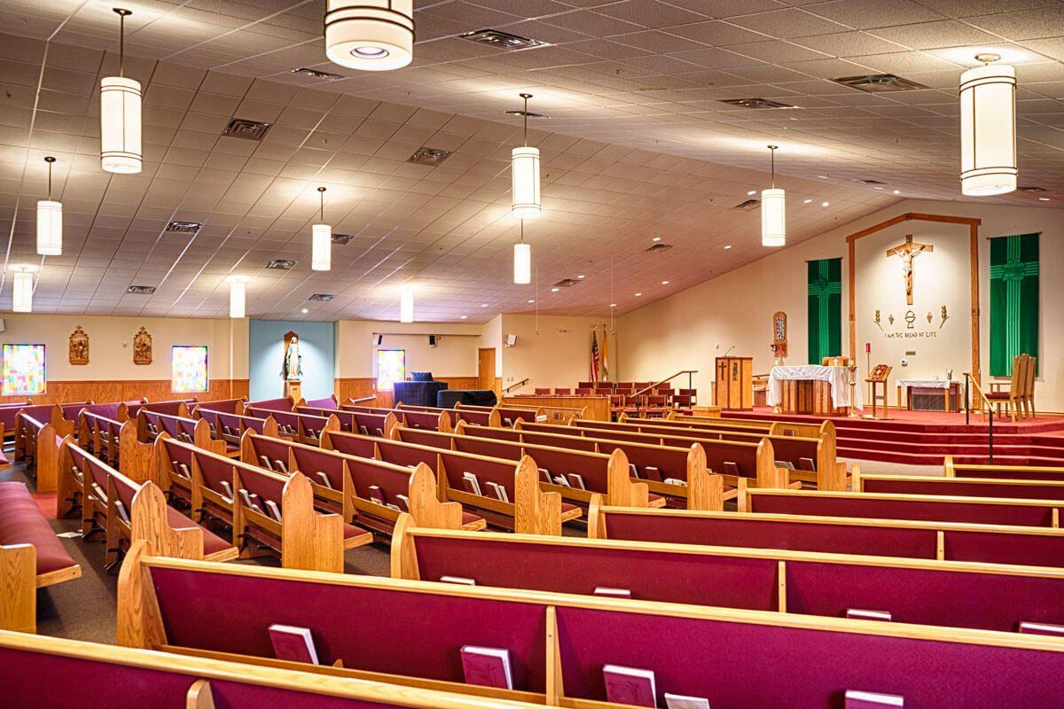 Santa Rosa De Lima Catholic Church Turning Point